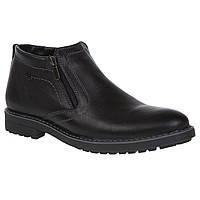 Ботинки мужские Konors (классический дизайн, модные, стильные, удобные, кожаные)