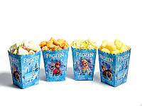 """Коробки для попкорна """"Холодное сердце"""" В упак. 5 шт."""