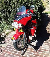 Парикмахерское детское кресло Мотоцикл