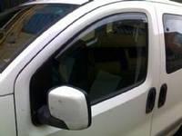 Ветровики для Fiat Qubo 2008+ (2 шт)