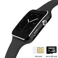 Smart watch (смарт часы) X6, часофон с sim картой и камерой