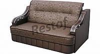 """Прямой диван Бостон 1 от фабрики """"Мебель Софиевки"""" (механизм выкатной) + подарок"""