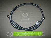 Трубка топливная ЗИЛ 5301 в металлической оплетке со штуцером (длинная)  240-1104160-01-10