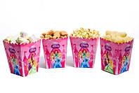 """Коробки для попкорна """"Принцессы Диснея"""" В упак. 5 шт."""