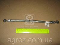 Трубка топливная ЗИЛ 5301 в мет. оплетке со штуц. (корот.)  240-1104160-02-12
