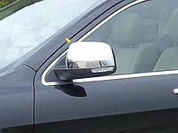 Хром накладки на зеркала Jeep Grand Cherokee 2011-2013, фото 1