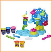 Плей-До набор пластилина Карнавал сладостей Play-Doh Cupcake Celebration Hasbro