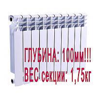 DJOUL 500/100; биметаллический радиатор