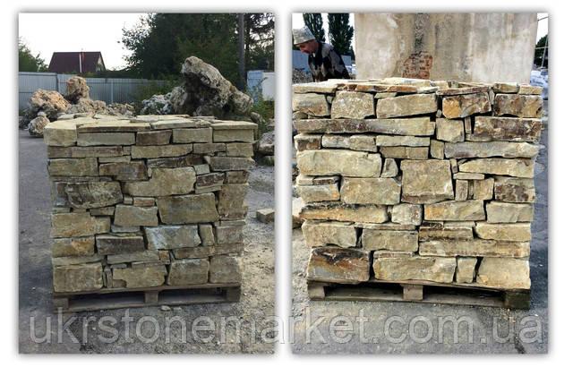 доломит забор из доломита камень для муровки забора