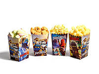 "Коробки для попкорна ""Ninjago"" В упак. 5 шт."