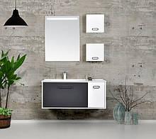 "Комплект мебели для ванной GOLD Ban-Yom ""Carriera"", 1100х520х530 мм"