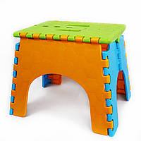Детский раскладной стульчик для деток от 2х лет