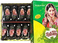 "Натуральная коричневая хна ""Singh Satrang"" для мехенди"