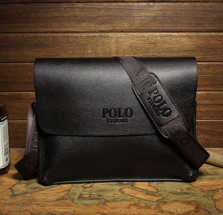 Мужская сумка для документов Polo