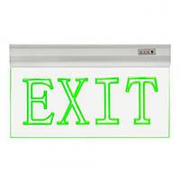 """Светодиодный аварийный указатель HL 3301L """"EXIT"""""""