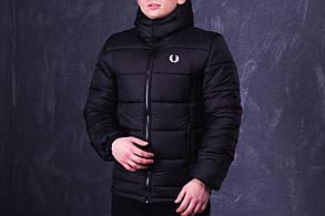 Куртка Fred Perry (Фред Перри) Promo, черная