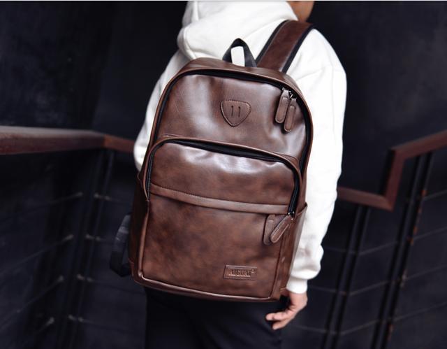 cc422b44bef6 Мужской кожаный рюкзак. Модель с10, цена 1 390 грн., купить в Днепре ...