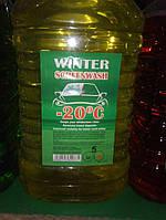 Омыватель стекол зимний -20С 4.5л  Лимон