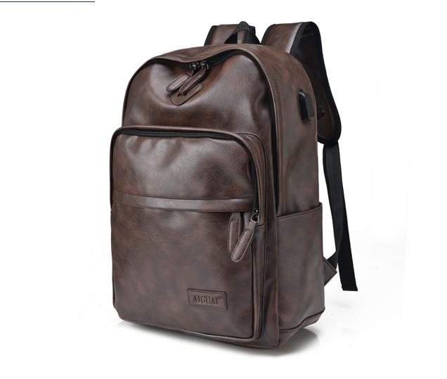 4b065f7abcfd Мужской кожаный рюкзак. Модель с10 - купить Украина - modaland.com ...