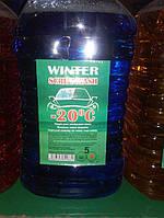 Омыватель стекол зимний -20С 4.5л  Море