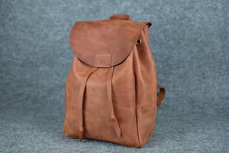Рюкзак на затяжках XL |11986| Коньяк