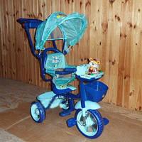 """Детский трехколесный велосипед Baby Club """"King Story"""""""