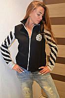 Спортивная женская кофта 42-46р Danelly