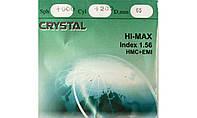 Полимерная компьютерная линза Crystal Hi-Max. Индекс 1,56.