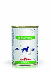 Royal Canin URINARY CANINE Cans0,41кг диета для собак при мочекаменной болезни.