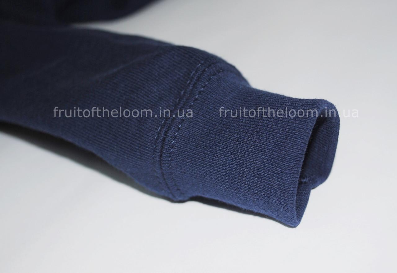 1b3ec583 Детская классическая толстовка с капюшоном Тёмно-синяя Fruit Of The Loom 62-043-32  5-6 , цена 272,86 грн., купить в Ровно — Prom.ua (ID#596854541)