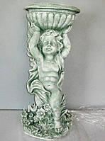 Ангел с чашей (камень) 52 см.