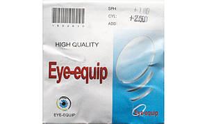 Минеральная бифокальная линза Eye-equip с круглой зоной для близи.