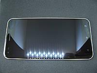 Дисплей сенсор рама Nomi i5530 Space X Gold оригинал