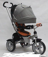 Детский трехколесный велосипед Crosser T-503 колеса Ева