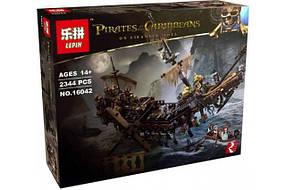 Конструкторы пираты карибского моря (pirates of the caribbean)