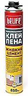 Клей-пена для пенополистирола и пенопласта BeLife Жидкий Цемент