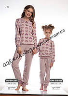Пижама для девочки  GNP 016/001 *(ELLEN). Новинка осень-зима 2018