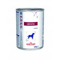 Royal Canin HEPATIC CANINE Cans0,42кг диета для собак при заболеваниях печени.