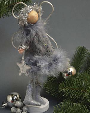 Новогоднее украшение  Ангелочек, фото 2