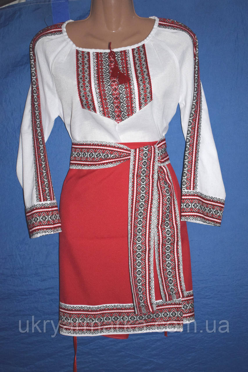 "Костюм в українському стилі ""Уляна"""