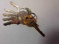 Ключ програмата с 5-ю запасными ключами