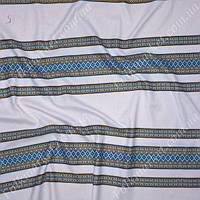 Ткань с украинским орнаментом Кантри ТДК-104 1/3