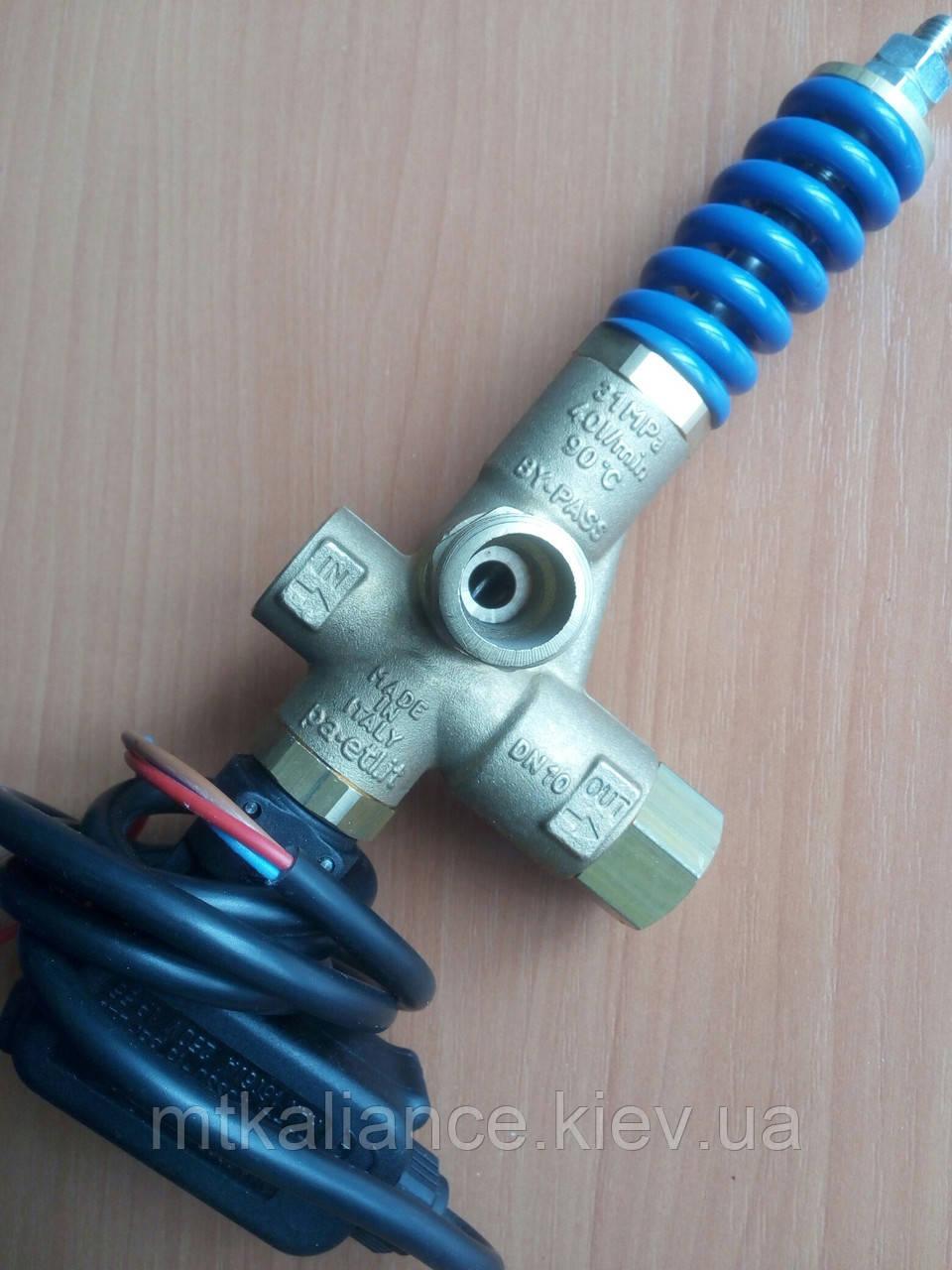 Байпас с микровыключателем для авд , Клапан регулирования давления - 310 бар PA  Pulsar 4