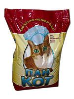 Корм коты Пан Кот сухой говядина уп - 10 кг