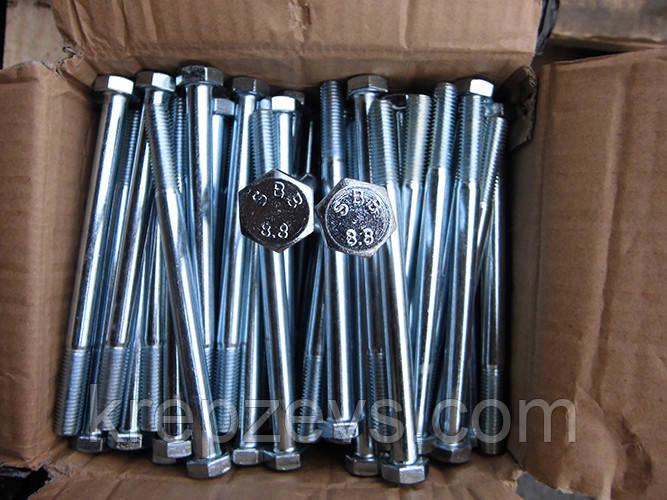 Болт М6 ГОСТ 7805-70 класс прочности 8.8