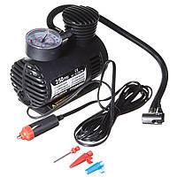 Автомобильный компрессор 10-12Amp 25л, Air Pomp (Ji030)