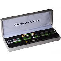 Лазерная указка (1 насадка) 100mw Камуфляж