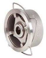 Клапан обратный пружинный нж .сталь, Genebre Ду 25