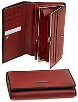 Среднего размера женский кошелек Alessandro Paoli. Отличное качество. Доступная цена. Дешево. Код: КГ2197