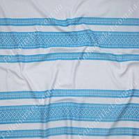 Ткань с украинской вышивкой Кантри ТДК-104 1/9